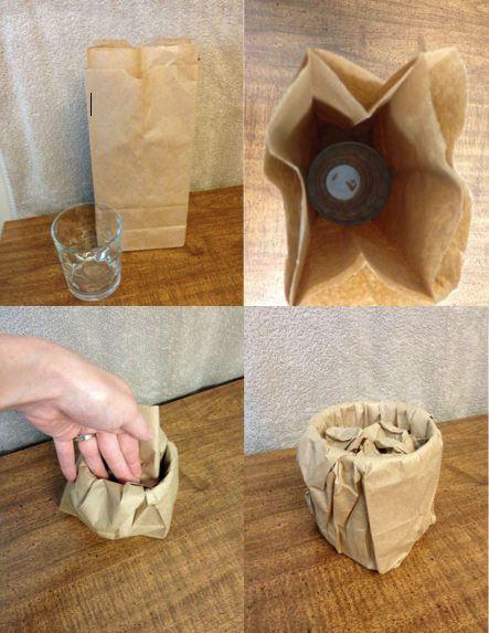 упаковка стаканов