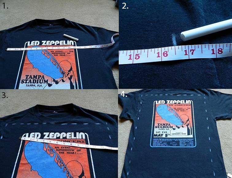 Как пошить юбку из футболки