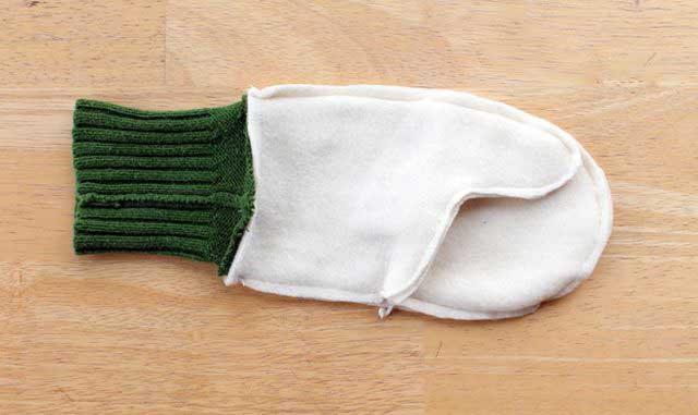 подкладка для варежек