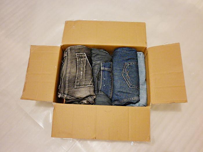 джинсы для коврика