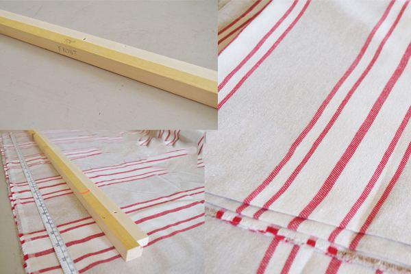 пошить римские шторы