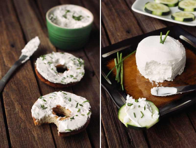 Домашний сыр из йогурта