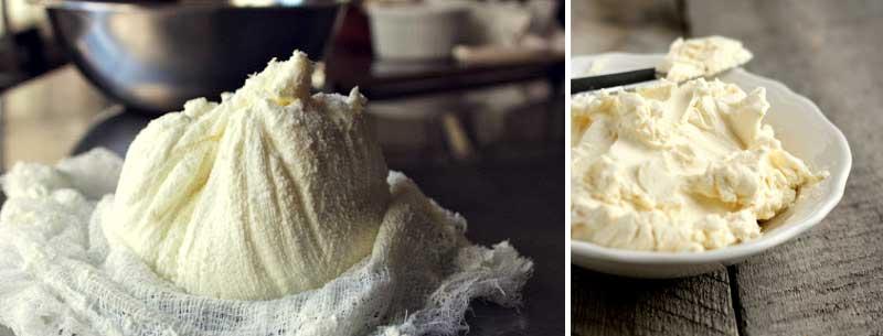 Крем-сыр из йогурта