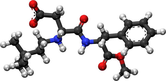 Молекула неотама 3d